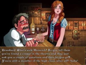 Blood Opera Crescendo Screenshot #1