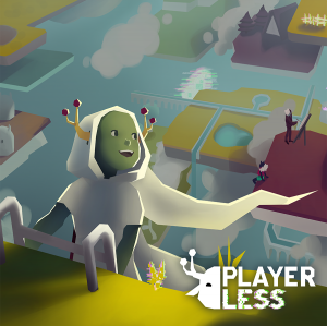 Playerless: One Button Adventure Box Cover