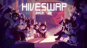 Hiveswap: Act 2 – Dead Freight Box Cover