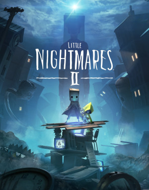 Little Nightmares II Box Cover