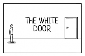 The White Door Box Cover