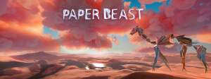 Paper Beast Box Cover
