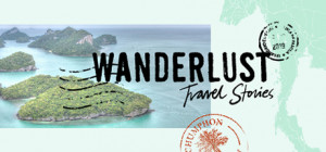 Wanderlust: Travel Stories Box Cover