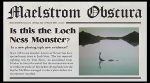 Maelstrom Obscura Screenshot #1