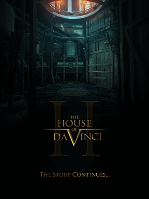 The House of Da Vinci 2 Box Cover