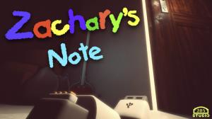 Zachary's Note Box Cover
