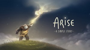 Arise – A Simple Story Box Cover