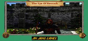 The Eye of Borrack Box Cover