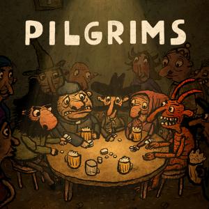 Pilgrims Box Cover