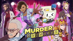 Murder by Numbers Box Cover