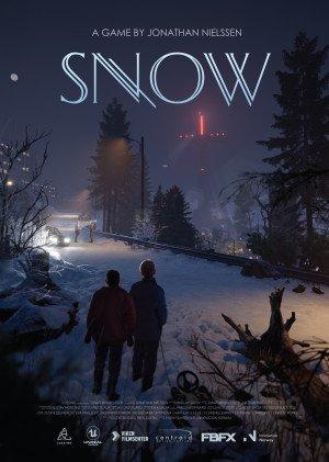 SNOW Box Cover