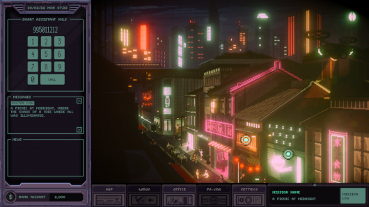 Chinatown Detective Agency Screenshot