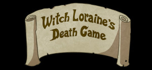 Witch Loraine's Death Game Box Cover