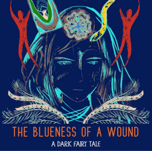 The Blueness of a Wound Box Cover