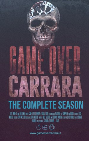Game Over Carrara Box Cover