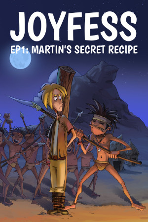 Joyfess: Episode 1 – Martin's Secret Recipe Box Cover