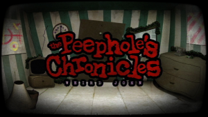 The Peephole's Chronicles: Weird John Box Cover