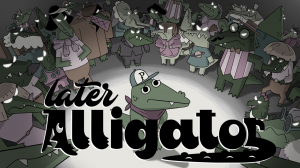 Later Alligator Box Cover