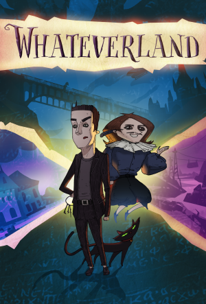 Whateverland Box Cover
