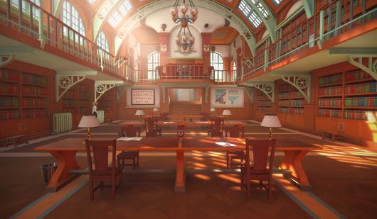 Academy, The Screenshot