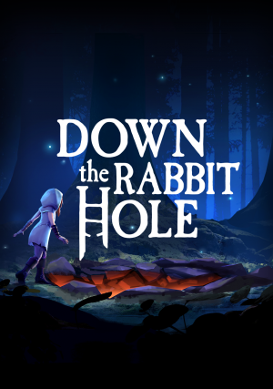 Down the Rabbit Hole Box Cover