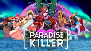 Paradise Killer Box Cover