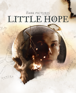 The Dark Pictures Anthology: Little Hope Box Cover