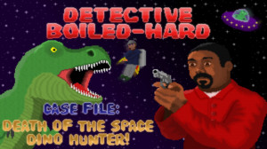 Detective Boiled-Hard Box Cover