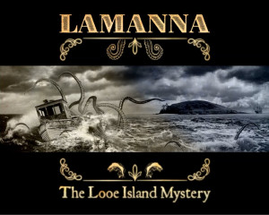 Lammana: The Looe Island Mystery Box Cover