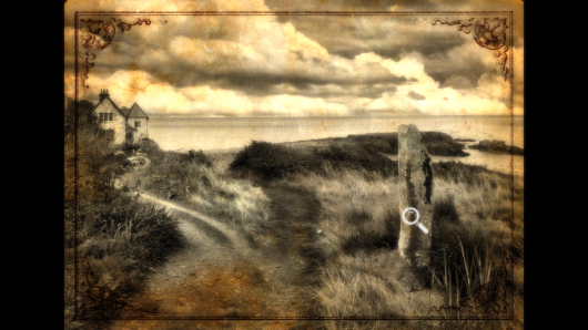 Lamanna: The Looe Island Mystery Screenshot