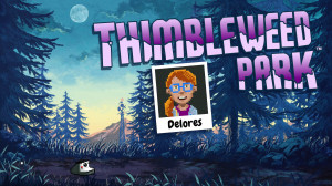 Delores: A Thimbleweed Park Mini-Adventure Box Cover