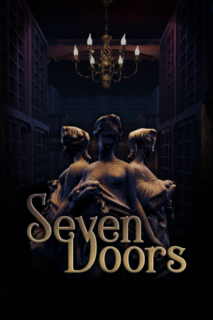Seven Doors Box Cover