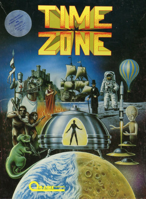 Time Zone Box Cover