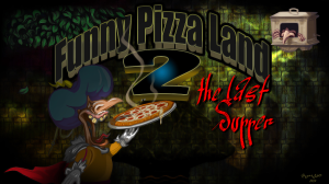 FunnyPizzaLand 2: The Last Supper Box Cover