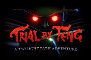 Trial by Teng – A Twilight Path Adventure Box Cover