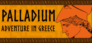 Palladium: Adventure in Greece Box Cover