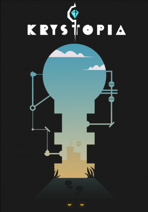Krystopia: A Puzzle Journey Box Cover