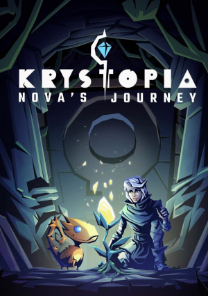Krystopia: Nova's Journey Box Cover