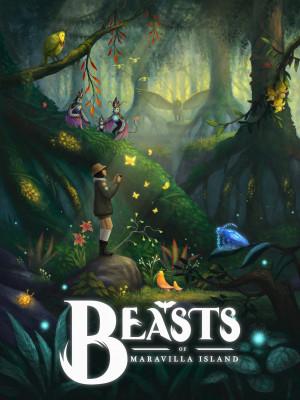 Beasts of Maravilla Island Box Cover