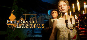 Last Days of Lazarus Box Cover