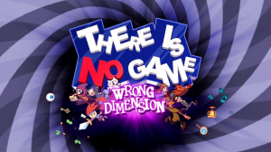 There Is No Game: Wrong Dimension Box Cover