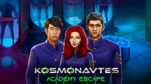 Kosmonavtes: Academy Escape Box Cover