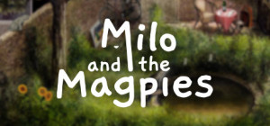 Milo and the Magpies Box Cover