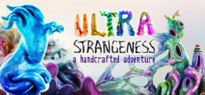 Ultra Strangeness Box Cover