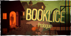 Booklice: Prologue Box Cover