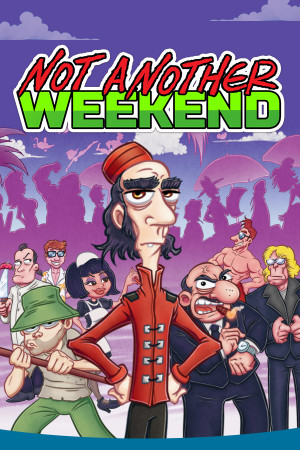 Not Another Weekend Box Cover