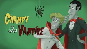 Champy the Useless Vampire Box Cover