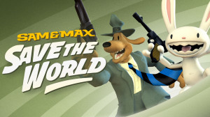 Sam & Max Save the World – Remastered Box Cover