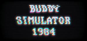 Buddy Simulator 1984 Box Cover