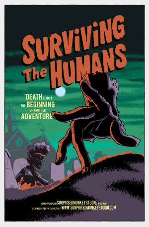 Surviving the Humans Box Cover